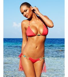 Beach Bunny Bronze Collection 2012 featuring Kate Upton - My Face Hunter