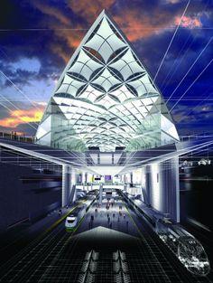 Firenze, la nuova Stazione dell'Alta Velocità