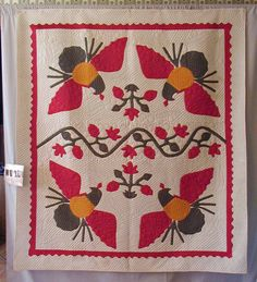 1868  Minnesota  Quilt Project  ~♥~