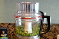 Using My Kitchenaid Food Processor to Make Salsa
