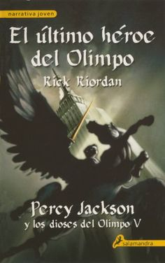 El Ultimo Heroe del Olimpo = The Last Hero of Olympus -  [Sep 2014]