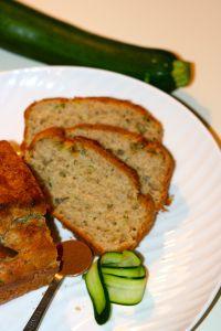zucchini spice loaf