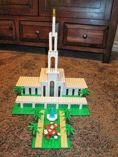 Build In Holy Places- a blog full of LDS Temple Lego builds!