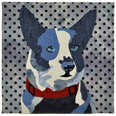 """My Blue Heeler """"Rosie"""" by Laura Krasinski"""