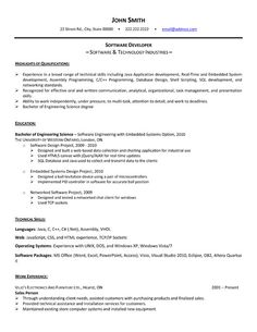 game developer resume 199