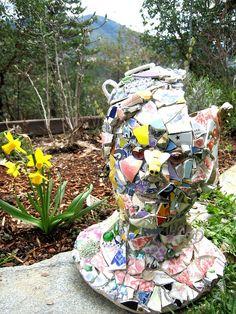 ★ Concrete & Cement DIY Projects   Garden Crafts, Sculptures & Fun Makes ★