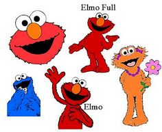 freebie sesame street svg files