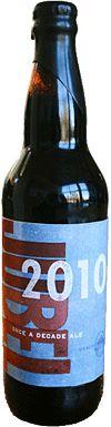 ale label, onceadecad ale