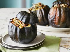 Stuffed Squash Recipe : Alton Brown : Food Network - FoodNetwork.com