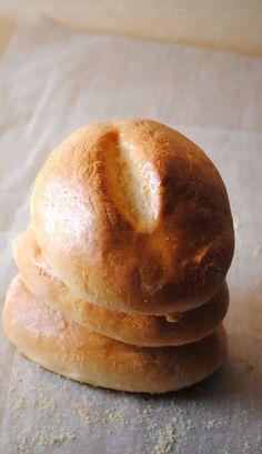 Bolillos. Mexican Bread.