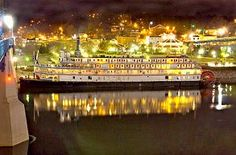 The Delta Queen in Chattanooga, TN