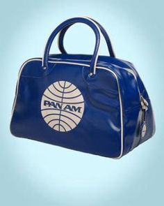 The Explorer from Pan Am Brands in Vintage Blue