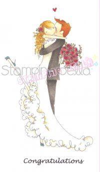 * Stamping Bella - Uptown Girls - Brett & Brenda Get Married