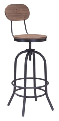 Zuo Modern  Alex Dining Chair In Espresso Dining Chairs