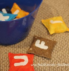 10 Ideas to Encourage Letter Recognition in Toddlers