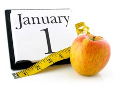 New Year's #weight-loss tips!