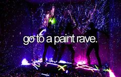 buckets, colors, die, fun, bucketlist summer, paints, paint rave, bucket lists, thing
