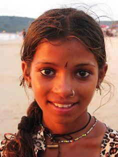 Beautiful Parangi Girl