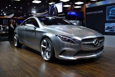 Mercedes-Benz A Concept Car