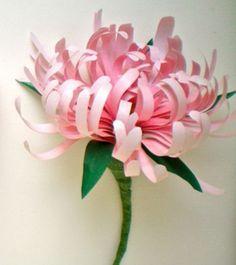 Tutorial: Paper flower
