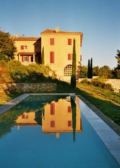 Provence accommodation : charming guest house Luberon with swimming pool