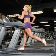 Try This Fat-Blasting Treadmill Interval Workout
