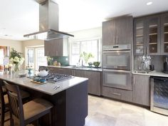 Modern Kitchens in  from HGTV