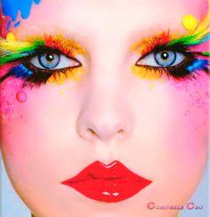 crazy crazy make up