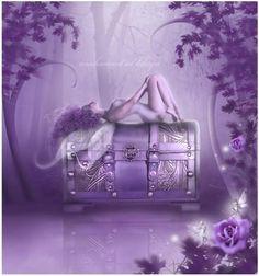 ~ purple fantasy ~