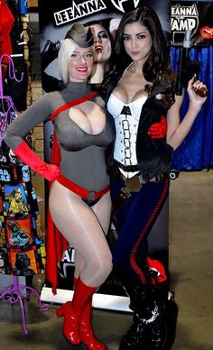 Cosplay and pantyhose - http://sexypantyhose.nyloncelebs.com/cosplay-western-girls-in-cosplay-and-pantyhose-24/