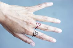 DIY: heart ring