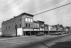 View, Main Street, Scotland Neck, Halifax County, North Carolina