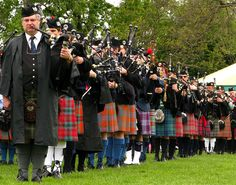 Scottish tartans