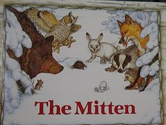 Acting out The Mitten