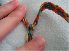 Tutorial - Adjustable Fastener - Sliding knot