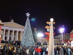 H Aθήνα πίσω απ΄τη βιτρίνα: Χριστούγεννα στην Αθήνα...