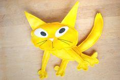 Wacky Cat Plush DIY