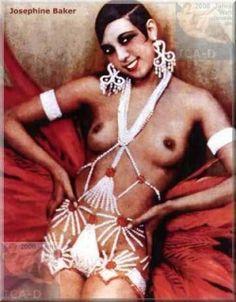 Josephine Baker :-)