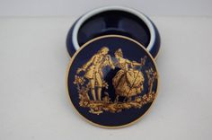 VINTAGE Miniature Porcelain Genuine French LIMOGES by REDceramics, £15.00