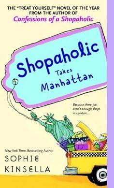 books, shopahol seri, worth read, book worth, manhattan shopahol, chick lit, favorit book, bookworm, sophi kinsella