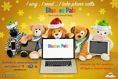Bluebee Pals at Toys