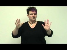 Just dance!  In ASL.  With MANY other links to amazing ASL songs.  You can learn so much from watching these videos!