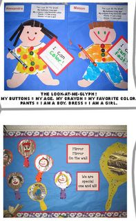 "back to school ideas (I like the ""mirror, mirror on the wall, look who's in 1st grade this fall"" idea)"