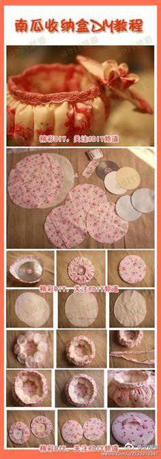 Curiosa caixa amb tapa de CD  Curious CD lid box  #diy