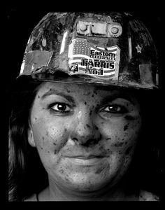 Coal Mining Woman