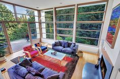 Stunning Euclid Residence by Balance Associates Architects in Seattle