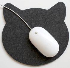 CATS Felt Mouse Pad