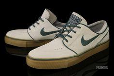 Nike SB Stefan Janoski – Birch/Noble Green