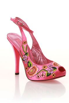 Betsey Johnson In Pink