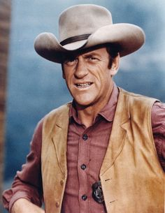 James Arness - Matt Dillon U.S. Marshall - Gunsmoke
